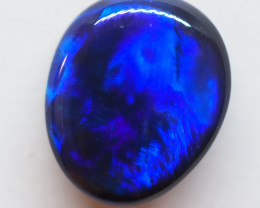 2.30CT BLACK OPAL FROM LIGHTNING RIDGE TB16