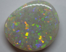 13.70CTS DARK OPAL FROM LIGHTNING RIDGE TB75 (Double Side)