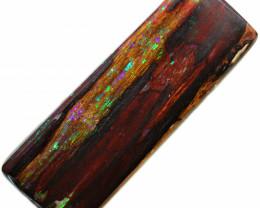 56.55 CTS BOULDER PALM  FOSSIL -POLISHED [SAFE529]