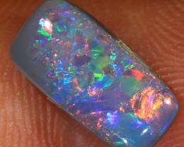 2.2ct 11x5.5mm Solid Lightning Ridge Dark Opal [LO-1387]