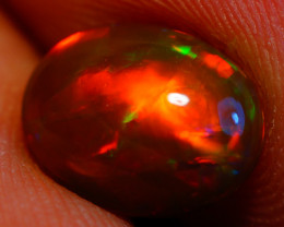 1.18 CT  Dark Brown !!AAA Quality Welo Ethiopian Opal - JA342