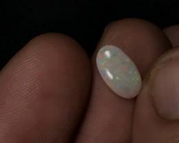 Flashy Solid Andamooka opal