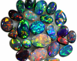 10.401 CTS BLACK OPAL  PARCEL FROM SEDA OPALS COLLECTION [LRO405]