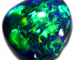 1.80 CTS BLACK OPAL  FROM SEDA OPALS COLLECTION [LRO408]