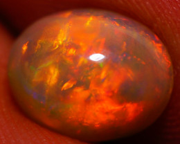 1.12 CT  RED FLASH AAA Quality Welo Ethiopian Opal -JL345