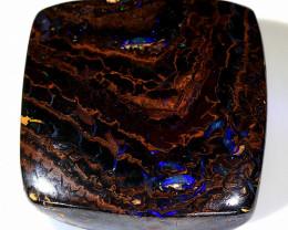 82ct 27x27mm Koroit Boulder Matrix Opal [LOB-2359]