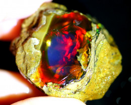 163cts Ethiopian Crystal Rough Specimen Rough