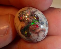 14.66ct  Large  Mexican Matrix Cantera Multicoloured Fire Opal