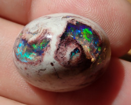 30ct  Large  Mexican Matrix Cantera Multicoloured Fire Opal