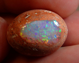 16ct  Large  Mexican Matrix Cantera Multicoloured Fire Opal