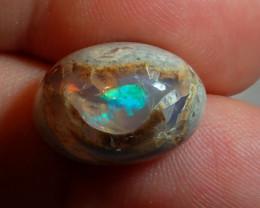 11ct  Mexican Matrix Cantera Multicoloured Fire Opal