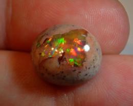 8ct  Mexican Matrix Cantera Multicoloured Fire Opal