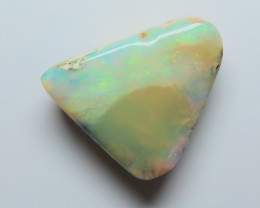 12.95ct Queensland Boulder Opal Wood Replacement Stone