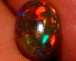 2.78 CT  DARK BODY RARE Quality Welo Ethiopian Opal - JAA72