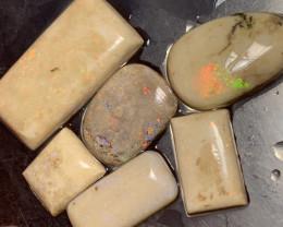 62 Carats of Solid/Natural Untreated Andamooka Opal, #108