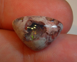 7ct Mexican Matrix Cantera Multicoloured Fire Opal