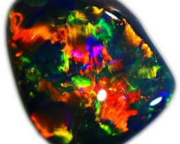 0.840 CTS BLACK OPAL  FROM SEDA OPALS COLLECTION [LRO416]