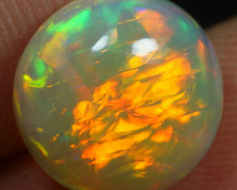 4.20cts Strong Broad Chaff Fire Ethiopian Opal