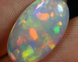 3.45cts Sparkle Floral Pattern Ethiopian Opal