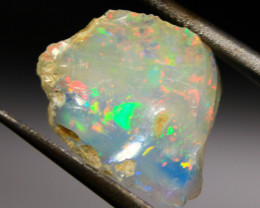 NR   Cts2.05      FC295   Rough Ethiopian Wello Opal      Gem Grade