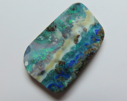 12.90ct Queensland Boulder Opal Stone