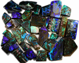 1277.90 CTS - 1$/CT-  BOULDER OPAL ROUGH - [BY7742]SAFE reduced to 1$/ct