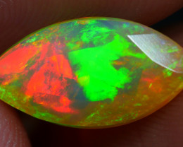 1.85 CRT BRILLIANT PATCHWORK BROADFLASH BEAUTY COLOR WELO OPAL