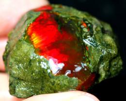 132cts Ethiopian Crystal Rough Specimen Rough /04