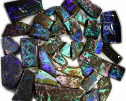 1256.70 CTS BOULDER OPAL ROUGH - [BY7744]SAFE reduced 1$/ct