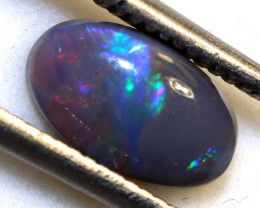 N5 -0.92 CTS QUALITY DARK OPAL POLISHED STONE INV-1145