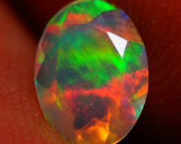 7X5 MM AAA Faceted Cut Ethiopian Opal-JA542