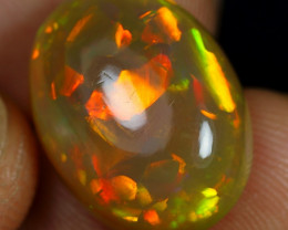 11.50cts 5/5 3D Flagstone Pattern Natural Ethiopian Welo Opal