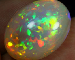 Top Class 17.10cts 3D Puzzle Pattern Natural Ethiopian Welo Opal