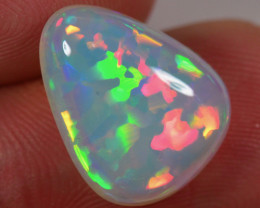5.7 CT AMAZING PUZZLE PATTERN WELO OPAL CABACHON