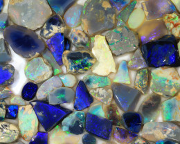 500ct Potch&Color  Lightning Ridge Rough Opal Parcel [LRR-031]