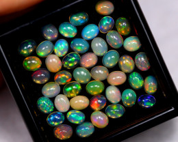 9.59ct Ethiopian Welo Solid Opal Lot /01