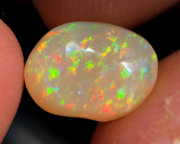 Gem Quality Mexican 3.570ct Bone Opal (OM)