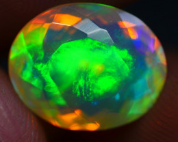 2.50 CRT CRYSTAL 3D BROAD FLASH NEON PLAY COLOR WELO OPAL
