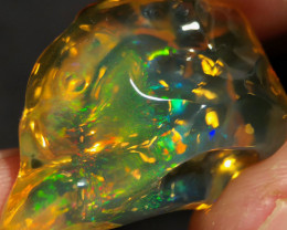 Pinfire Mexican 37ct Crystal Opal (OM)