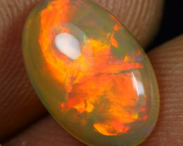 1.90cts Broad Chaff Sunset Fire Ethiopian Opal
