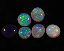 0.89ct --LOVELY LOLLIES!--   Lightning Ridge Opal Parcel [20755]