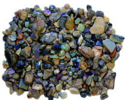 2705.00 CTS COLOURFUL OPAL ROUGH MINE RUN FROM LIGHTNING RIDGE[BR-SAFE116]