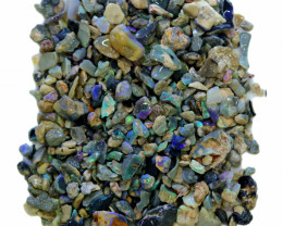 3010.00 CTS COLOURFUL OPAL ROUGH MINE RUN FROM LIGHTNING RIDGE[BR-SAFE119]