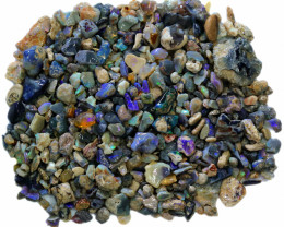2955.00 CTS COLOURFUL OPAL ROUGH MINE RUN FROM LIGHTNING RIDGE[BR-SAFE120]