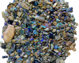 3000.00 CTS COLOURFUL OPAL ROUGH MINE RUN FROM LIGHTNING RIDGE[BR-SAFE112]