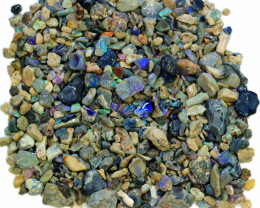 3550.00 CTS COLOURFUL OPAL ROUGH MINE RUN FROM LIGHTNING RIDGE[BR-SAFE114]