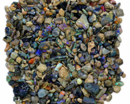 3345.00 CTS COLOURFUL OPAL ROUGH MINE RUN FROM LIGHTNING RIDGE[BR-SAFE115]