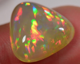 6.4 CT RAINBOW PRISMS! WELO OPAL CABACHON