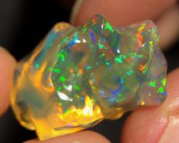 Brilliant Mexican 25ct Crystal Opal (OM)