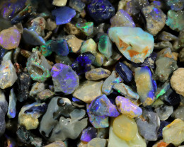 2745.00 CTS COLOURFUL OPAL ROUGH MINE RUN FROM LIGHTNING RIDGE[BR-SAFE135]